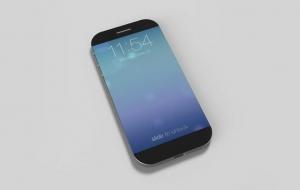 'Geen rand meer om scherm iPhone 6′