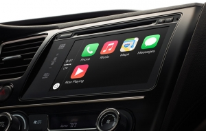Carplay door Apple gepresenteerd