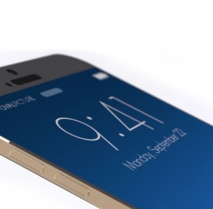 Concept: Haarscherp en flinterdunne iPhone 6