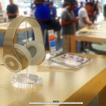 iPhone 6 en iBeats in Apple Store