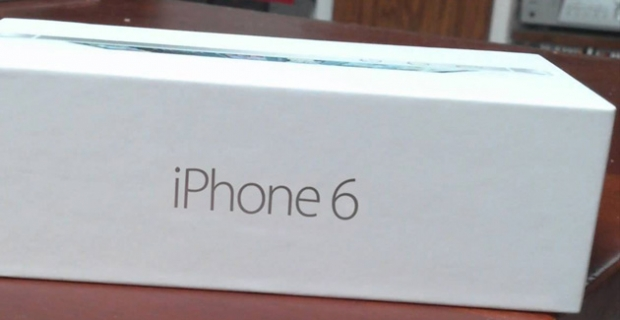 iPhone 6 in verpakking opgedoken