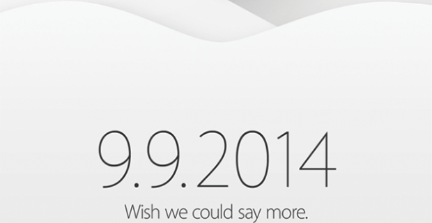 Apple presenteert iPhone 6 op 9 september