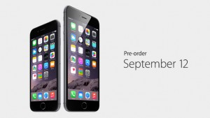 De iPhone 6 (plus) is vanaf 26 september in Nederland verkrijgbaar