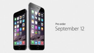 De iPhone 6 (plus) is vanaf 26 september in Nederland verkrijgbaar