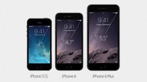 Grotere iPhones