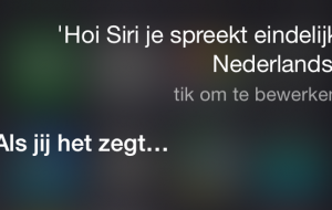 De leukste Siri-commands