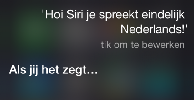 De leukste Siri-commands