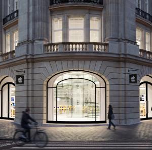 Vierde Nederlandse Apple Store in Utrecht of Gelderland