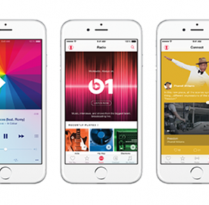 Apple kondigt Apple Music en iOS 9 aan